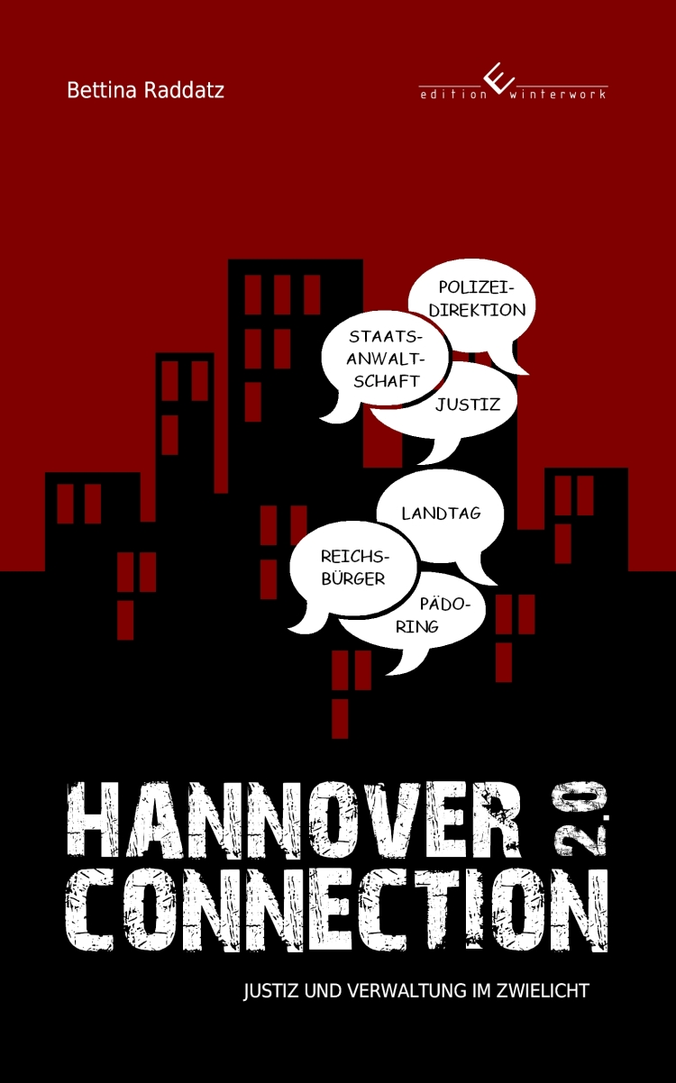 Buchtitel 'Hannover Connection 2.0' von Bettina Raddatz