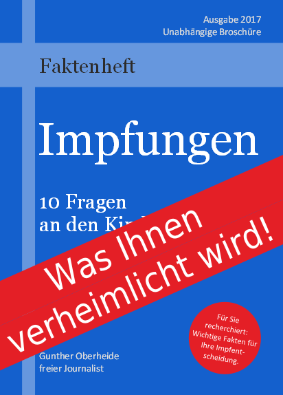 Gesundheitsgefahr: Was Ihnen zu Impfungen verschwiegen wird!