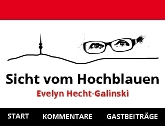 Eine starke kritische Stimme für Gerechtigkeit in Palästina: Evelyn Hecht-Galinski eine deutsche Publizistin mit jüdischen Wurzeln.