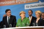 Angela Merkel, CDU (Archivbild)
